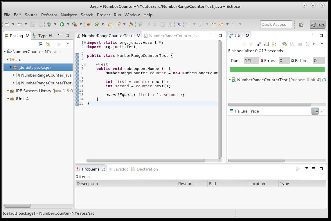 Test driven development foss2serve tddeclipsejunitg baditri Images